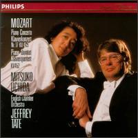 Mozart: Piano Concerto No. 17, KV 453; Piano Quintet KV 452 - English Chamber Orchestra (chamber ensemble); Mitsuko Uchida (piano); Neil Black (oboe); Robin O'Neill (bassoon);...