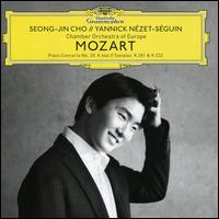 Mozart: Piano Concerto No. 20 K.466; Sonatas K.281 & K.332 - Ludwig van Beethoven (candenza); Seong-Jin Cho (piano); Chamber Orchestra of Europe; Yannick Nézet-Séguin (conductor)