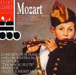 Mozart: Piano Concerto No. 23; The Magic Flute: Overture; Eine kleine Nachtmusik