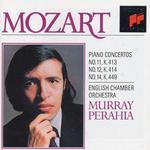 Mozart: Piano Concertos No. 11, No. 12, No. 14