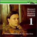 Mozart: Piano Concertos Nos. 1, 2, 3 & 4