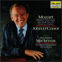 Mozart: Piano Concertos Nos.19 & 23; Rondo in A major - John O'Conor (piano); Scottish Chamber Orchestra; Charles Mackerras (conductor)