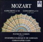 Mozart: Piano Concertos Nos. 20 & 21