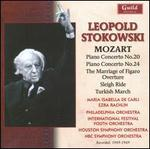 Mozart: Piano Concertos Nos. 20 & 24; The Marriage of Figaro Overture; Sleigh Ride; Turkish March