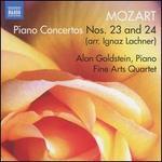 Mozart: Piano Concertos Nos. 23 & 24 (arr. Ignaz Lachner)