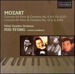 Mozart: Piano Concertos Nos. 9 & 12, K. 271 & 414