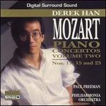 Mozart: Piano Concertos, Vol. 2