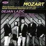 Mozart: Piano Quartets in G minor K478 & E flat major K493; Rondo Concertante K333