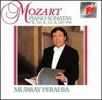 Mozart: Piano Sonatas K. 310, 331 & 533/494