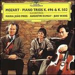 Mozart: Piano Trios K.496 & 502
