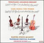 Mozart: Quintet in A, K. 581; Von Weber: Quintet in B flat, Op. 34