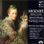 Mozart: Quintets