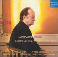 Mozart: Requiem [2003 Recording] - Bernarda Fink (alto); Christine Schäfer (soprano); Concentus Musicus Wien; Gerald Finley (bass); Kurt Streit (tenor);...