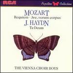 Mozart: Requiem; Ave verum corpus; Haydn: Te Deum