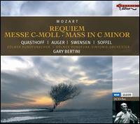 Mozart: Requiem; Mass in C Minor - Arleen Augér (soprano); Doris Soffel (mezzo-soprano); Krisztina Laki (soprano); Robert Swensen (tenor);...