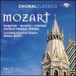 Mozart: Requiem; Masses; Vespers; Sacred Choral Works (CDs 1-3 of 11)