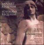 Mozart: Requiem; Süssmayr: Requiem - Eric Owens (bass); James Taylor (tenor); Jennifer Larmore (mezzo-soprano); Maria Jette (soprano);...