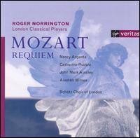Mozart: Requiem - Alastair Miles (bass); Catherine Robbin (contralto); John Mark Ainsley (tenor); London Classical Players;...