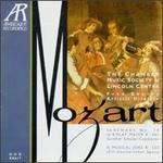 "Mozart: Serenade No. 10, ""Gran Partita""; A Musical Joke"