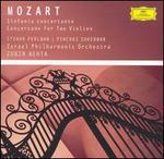 Mozart: Sinfonia concertante; Concertone for Two Violins