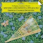 Mozart: Sinfonia Concertante, K.297b & K.364