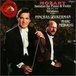 Mozart: Sonatas for Piano & Violin, Vol. 1