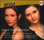 Mozart: Sonate für zwei Klaviere, Rachmaninow: Six Morceaux; Etc.