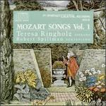Mozart Songs, Vol. 1