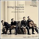 Mozart: String Quartets K. 157, 458 & 589