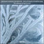 Mozart: String Quartets K 458 & K 464