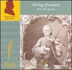 Mozart: String Quintets, KV 516 & 614