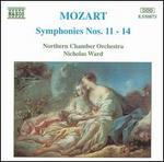 Mozart: Symphonies 11-14