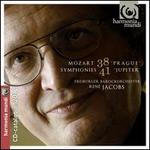 "Mozart: Symphonies 38 ""Prague"", 41 ""Jupiter [CD+Catalogue 2012]"
