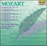 Mozart: Symphonies Nos. 19, 20, 21, 22 & 23