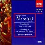 Mozart: Symphonies Nos. 24-27 & 32