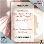 "Mozart: Symphonies Nos. 31 (""Paris"") & 38 (""Prague"")"