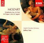 """Mozart: Symphonies Nos. 36 """"Linz"""", 38 """"Prague"""", 40 & 41 """"Jupiter"""""""