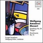 Mozart: Symphony No. 38 'Prager'; Divertimento No. 15, K287