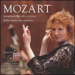 Mozart: Symphony No. 40; Ballet Music from Idomeneo
