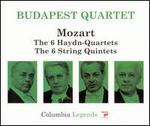 Mozart: The 6 Haydn-Quartets; The 6 String Quintets