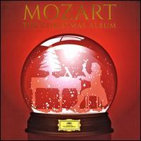 Mozart: The Christmas Album - Arleen Augér (soprano); Augustin Dumay (violin); Barbara Bonney (soprano); Catherine Wyn-Rogers (alto);...