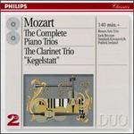 Mozart: The Complete Piano Trios - Beaux Arts Trio; Bernard Greenhouse (cello); Daniel Guilet (violin); Jack Brymer (clarinet); Menahem Pressler (piano); Patrick Ireland (viola); Stephen Kovacevich (piano)