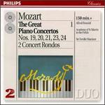Mozart: The Great Piano Concertos, Vol. 1 - Academy of St. Martin in the Fields; Neville Marriner (conductor)