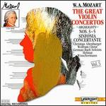 Mozart: The Great Violin Concertos (Highlights)