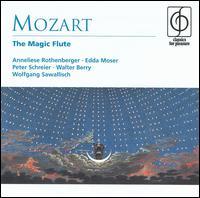 Mozart: The Magic Flute - Andreas Stein (alto); Anneliese Rothenberger (soprano); Brigitte Fassbaender (contralto); Edda Moser (soprano);...
