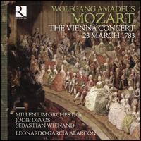 Mozart: The Vienna Concert 23 March 1783 - Jodie Devos (soprano); Sebastian Wienand (fortepiano); The Millenium Orchestra