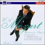 Mozart: Variations For Piano, Vol. 2