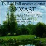 Mozart: Variations in C; Sonatas for piano No11