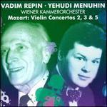 Mozart: Violin Concertos Nos. 2, 3 & 5