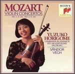 Mozart: Violin Concertos Nos. 3 & 4